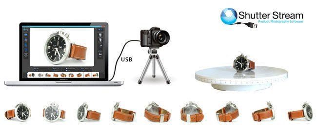 Shutter Stream Software for 360 Product Photography 21