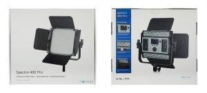 Spectro 400 Pro LED Panel Light Box