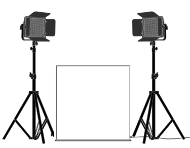 Training Large LumiPad 360 Product Photography Lighting Kit