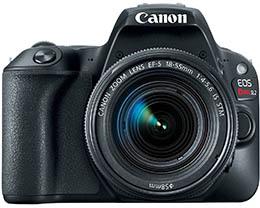 Canon Rebel SL2 / EOS 200D: Camera Control Software (Windows/Mac)