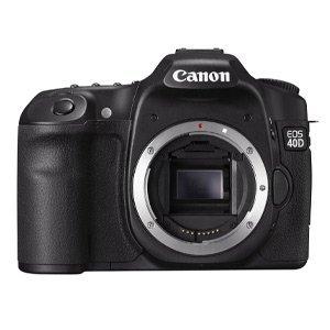 Canon EOS 40D Image Capture Software
