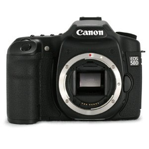 Canon Capture Software for EOS 50D