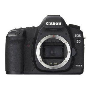 Canon Remote Capture SoftwarE: EOS 5D Mark II