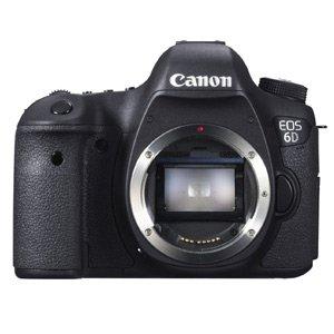 Canon Remote Capture Software for EOS 6D camera