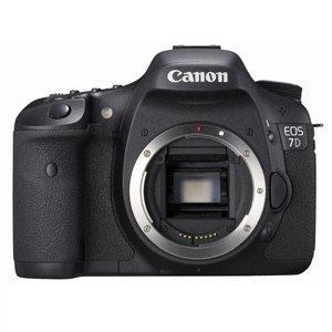 Canon Remote Capture Software for EOS 7D Camera