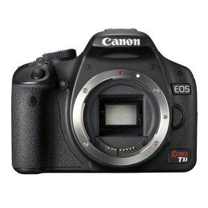 Canon EOS 500D / Rebel T1i: Remote Capture Software