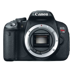 Canon Camera Control Software for Rebel T4i / EOS 650D