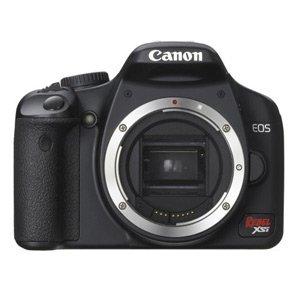 Canon Rebel XSi / 450D Camera Control Software