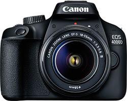 Canon EOS Rebel T100, EOS 4000D Camera Capture Software
