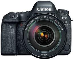 Canon Camera Control Software for EOS 6D Mark II