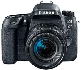 Canon EOS 77D Camera Control Software