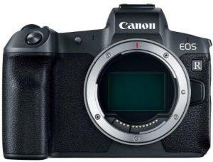 Canon EOS R Camera Capture Software
