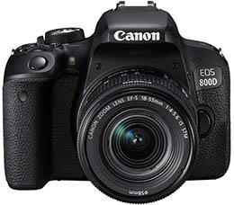 Canon Rebel t7i / 800D Camera Control Software