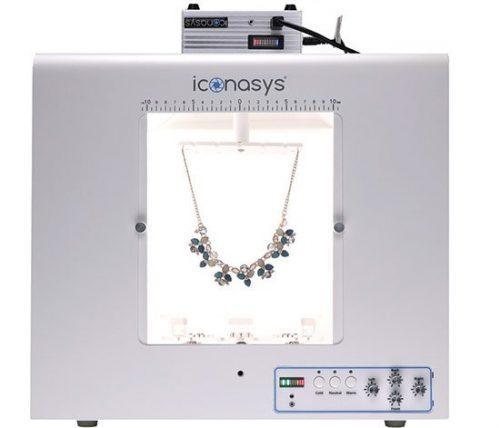 360 Hanging Jewelry Photography Lightbox