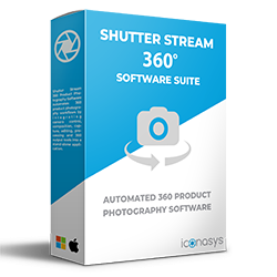 Shutter Stream 360 Product Photography Software