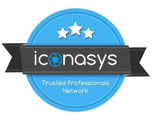 Iconasys TPN for 360 Product Photography Services