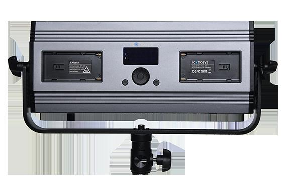 Iconasys Spectro Pro LED Panel Lights - 02