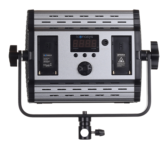 Iconasys Spectro Pro LED Panel Lights - 03