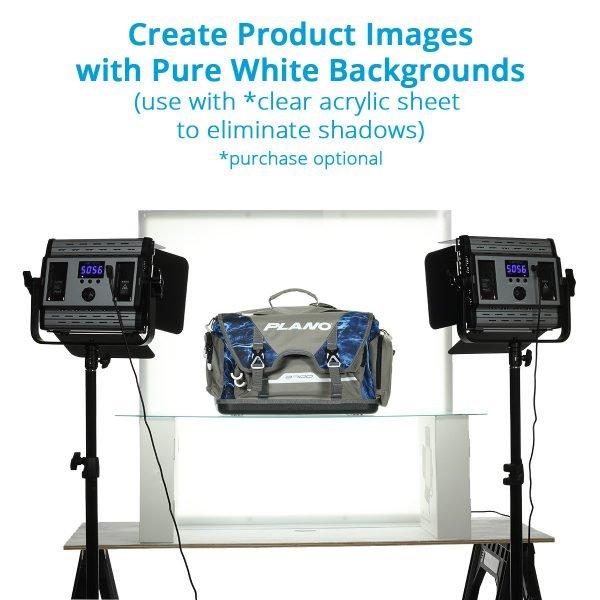 Large LumiPad 360 Product Photography Lighting System - 003