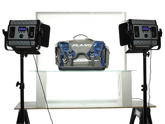 Large LumiPad 360 Product Photography Lighting Kit 02