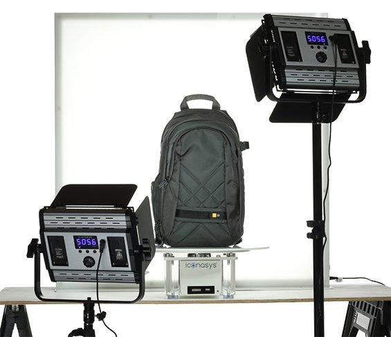 Large LumiPad 360 Product Photography Lighting Kit 03