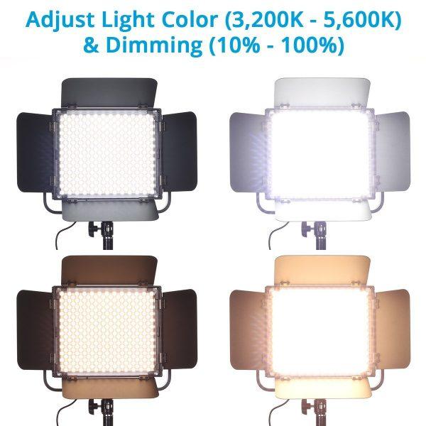 Large LumiPad 360 Product Photography Lighting System - LED