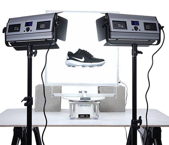 Medium LumiPad 360 Product Photography Lighting Kit 3