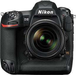Camera Control Software for Nikon D5 camera