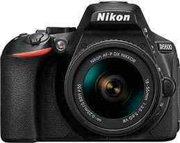 Nikon D5600 Camera Control Software