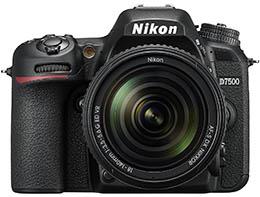 Nikon D7500 Camera Control Software