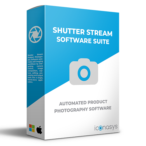 photography software for for product design and development