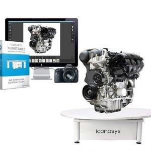 Platinum XL: 360 degree photography turntable 01