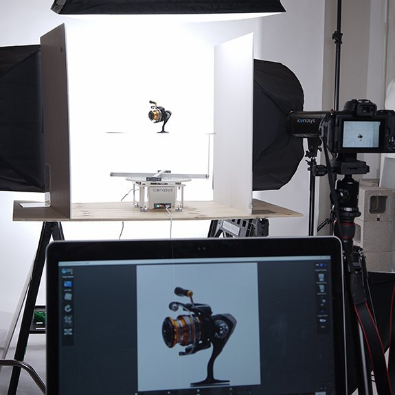 professional 360 product photography equipment
