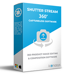 Shutter Stream 360 Captureless Software