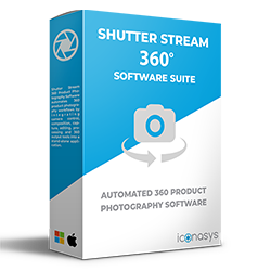 Shutter Stream 360 Product Photography Software - 250px
