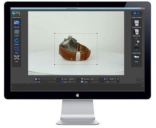Shutter Stream 360 Product Photography Software Workflow - 02