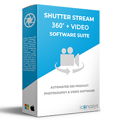 Shutter Stream 360 Product Photography & Video Software