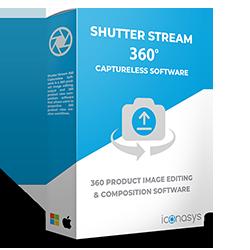 Shutter Stream 360 Captureless Product Photography Software - 250px