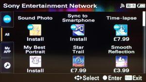 Sony camera firmware update 06