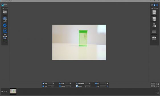 Sony Wireless Camera SDK: Camera Settings